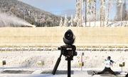 «Стреляют в детей». Видео с подъемника над биатлонным стадионом в Буковеле