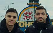 ВИДЕО. «Не хватает дома». Футболисты Шахтера посетили Донбасс