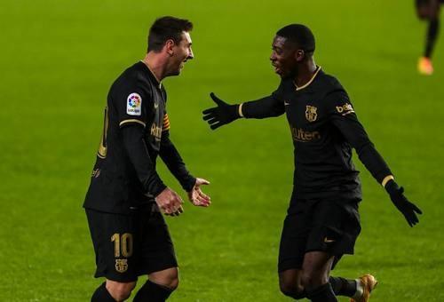 Гранада – Барселона – 0:4. Видео голов и обзор матча