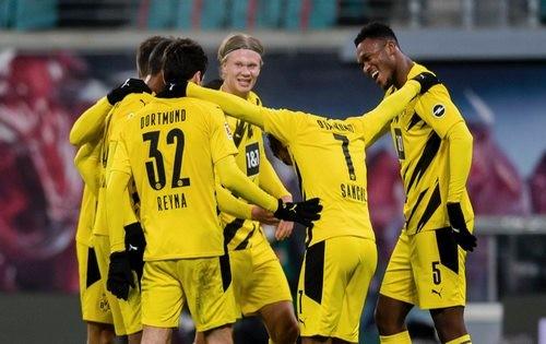 Лейпциг – Боруссия Д – 1:3. Холанд оформил дубль. Видео голов и обзор матча