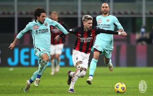 Милан повторил рекорд Интера 70-летней давности