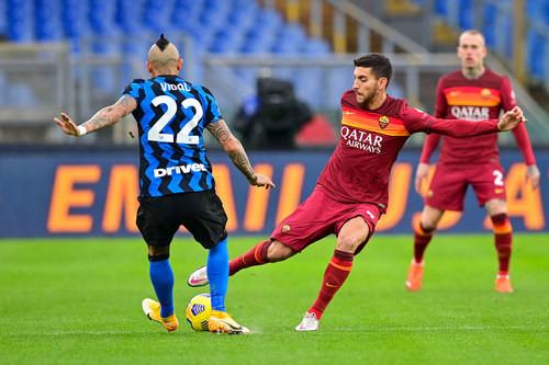 Рома — Интер — 2:2. Видео голов и обзор матча