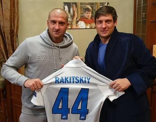 ФОТО. Ракицкий и Селезнев вместе! Фото, заряженное, чтобы кормить семью