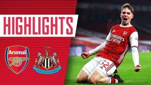 Арсенал – Ньюкасл – 2:0. Видео голов и обзор матча