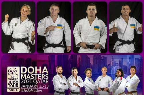 Дзюдо. Masters в Дохе. Смотреть онлайн. LIVE трансляция