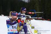 Экс-россиянка не попала в состав сборной Украины на Кубок IBU