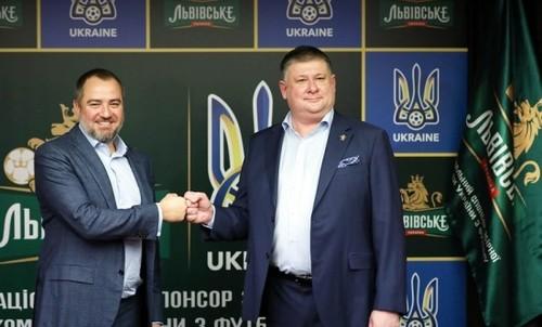 У збірної України з'явився новий національний спонсор