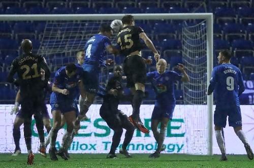Вест Хэм выиграл матч Кубка Англии. Ярмоленко провел на поле 67 минут
