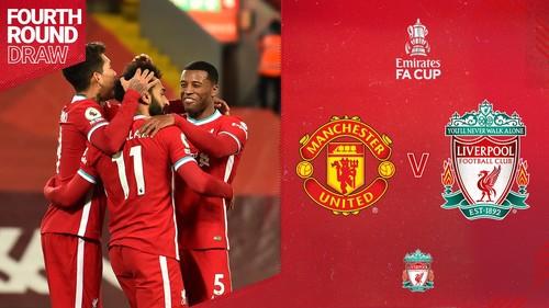 Манчестер Юнайтед против Ливерпуля! Жеребьевка 1/16 финала Кубка Англии