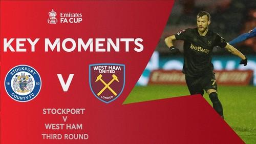 Ярмоленко не забил. Стокпорт – Вест Хэм – 0:1. Видео гола и обзор матча