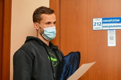 Томаш КЕНДЗЕРА: «Тренерский штаб Динамо мне доверяет»