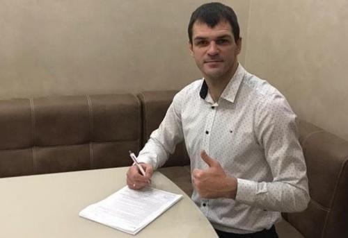 Верес продлил контракт с лучшим игроком клуба