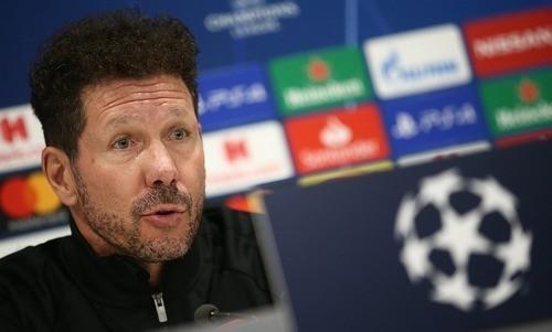Сімеоне - найкращий клубний тренер десятиліття за версією IFFHS