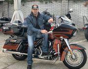 ФОТО. Шовковський відкрив сезон катання на мотоциклі