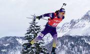 Нове-Место-2020. Украина завоевала серебро в мужской эстафете