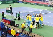Україна зробила камбек і перемогла Китайський Тайбей в Кубку Девіса!