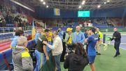ФОТО ДНЯ. Як Україна святкувала перемогу над Китайським Тайбеєм