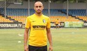 Пашаєв провів 200-й матч у чемпіонатах України