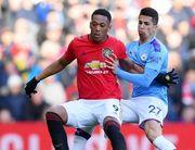 Манчестер Юнайтед — Манчестер Сити — 2:0. Текстовая трансляция матча