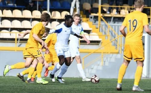 Беніто отримав травму в матчі молодіжок Динамо та Олександрії