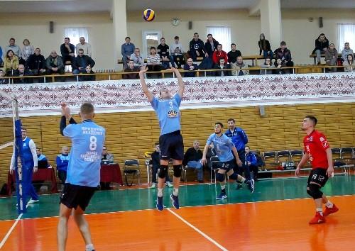 Волейболісти МХП-Вінниця вдруге програли в Харкові