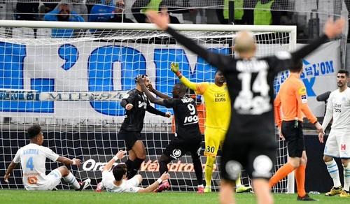 Марсель не сумел переиграть Амьен, пропустив гол на 90+5 минуте