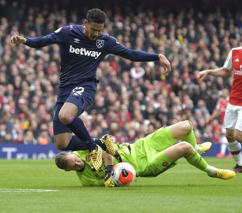 Арсенал - Вест Хем - 1:0. Відео голу і огляд матчу