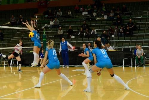 Волейболистки Галычанки возвратились на третье место в женской Суперлиге