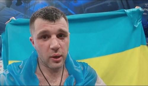 Радченко двічі відправляв Шпильку в нокдаун, але зазнав поразки за очками