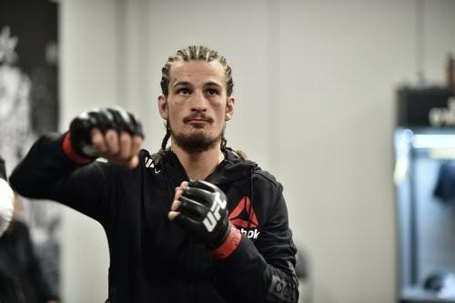 UFC 248. Шон О'Меллі – Хосе Альберто Кіньонес. Відео нокауту