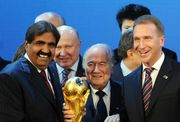 Катар и Россия отрицают факты взяток за право проведения чемпионатов мира