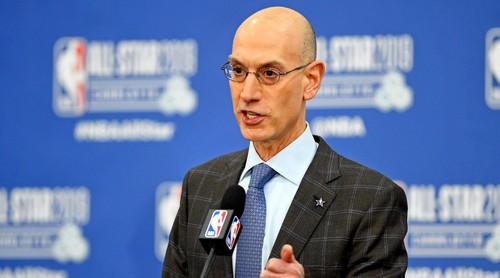 Комиссионер НБА: «До конца апреля никаких решений о конце сезона не будет»