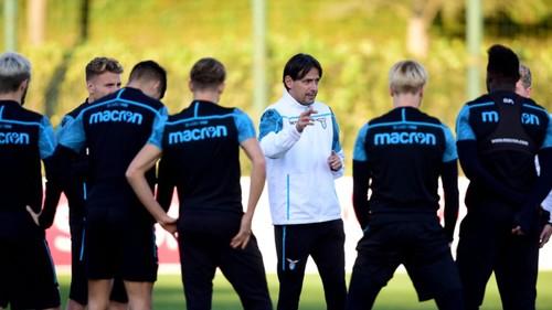 Лацио, несмотря на пандемию, планирует возобновить тренировки