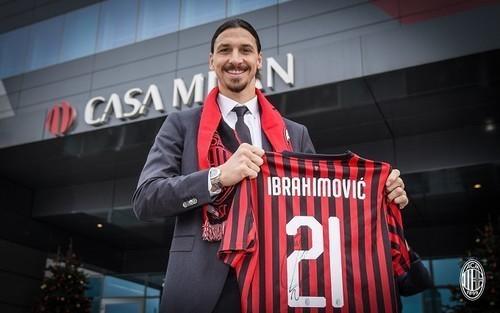 Ибрагимович хочет продолжить карьеру в Серии А