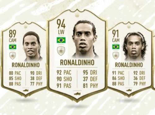 Роналдіньо можуть прибрати з FIFA 20 через те, що він потрапив до в'язниці