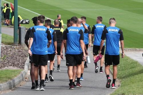 Клуби Серії А планують відновити тренування 4 травня