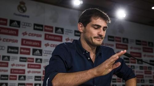 Икер КАСИЛЬЯС: «Убежден, что когда-нибудь вернусь в Реал»