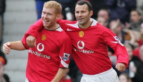 А где Роналду? Сборная лучших партнеров Гиггза по Манчестер Юнайтед