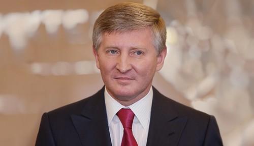 ФОТО. Ахметов втратив 3,6 млрд доларів та 603 позиції в рейтингу Forbes