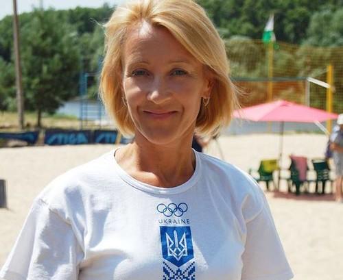 Українська біатлоністка стала заступником міністра спорту України