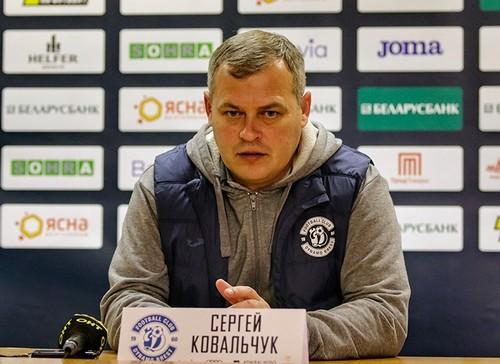 Тренер Динамо-Брест: «Я задоволений Хачеріді»