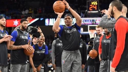Крис Пол и Трэй Янг примут участие в турнире HORSE от НБА