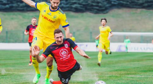 Славия-Мозырь – БАТЭ – 1:0. Видео гола и обзор матча