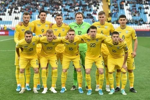 Рейтинг ФИФА. Украина удерживает место в топ-25