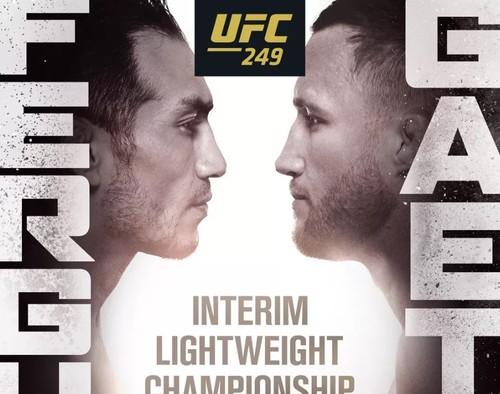 ВИДЕО. Промо UFC 249. Фергюсон против Гэтжи