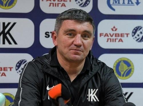 Руслан КОСТЫШИН: «Я только за то, чтобы доиграть чемпионат»