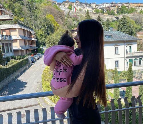 Дружина Маліновського — про Бергамо: «Людей немає, машин практично теж»