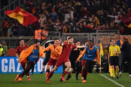 Два года назад Рома совершила фантастический камбэк в матче с Барселоной