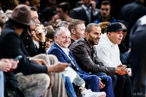 Легенда НБА может стать президентом футбольного клуба Лион