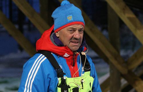 Экс-наставник сборной Украины по биатлону возглавил команду России